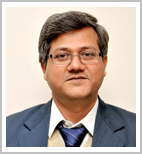 Prof. Ashok K. Keshari (Institutional Partner)