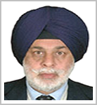 Mr. Verinder Singh Thind